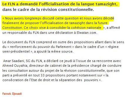 FLN_Tamazight